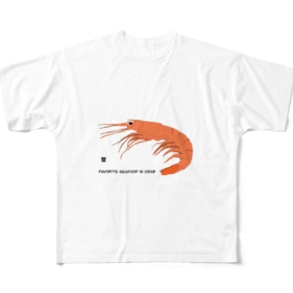 好物アピール Full graphic T-shirts