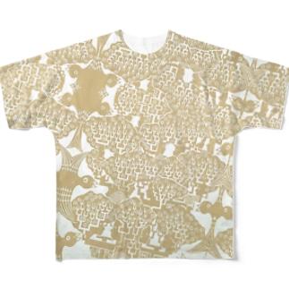 鳥樹顔T2 Full graphic T-shirts
