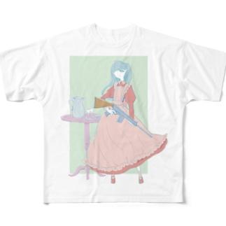 メイド Full graphic T-shirts