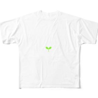 NPO法人NEXT CONEXIONのこどもの芽 Full graphic T-shirts