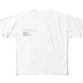 Dolce Ricordo 2 Full Graphic T-Shirt
