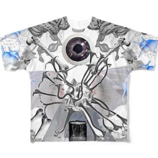 奇妙 Full graphic T-shirts
