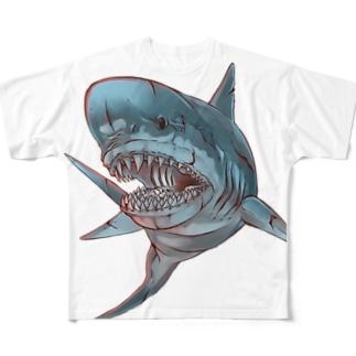 メガトロン Full graphic T-shirts