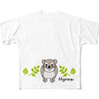 ハイラックス Full graphic T-shirts