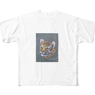 虎の仔2020 Full graphic T-shirts