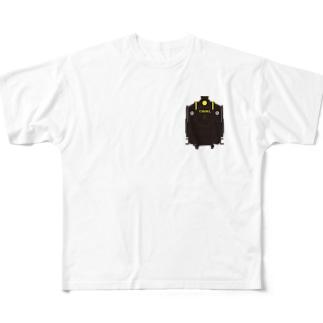 パレオエクスプレス ミニ Full graphic T-shirts