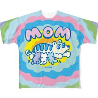 MOM Full Graphic T-Shirt