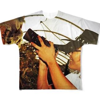 オーストラリアの思い出 Full graphic T-shirts