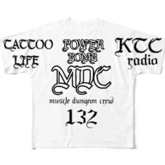 MDC   ×  TATTOOLIFE 2 Full graphic T-shirts