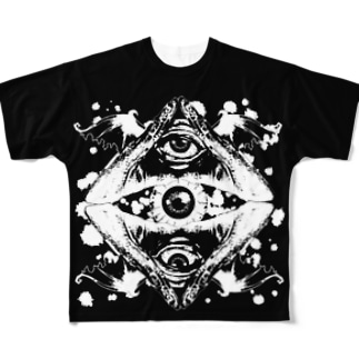 SDIEXVIL(B) Full graphic T-shirts