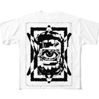 SEHYEOUT(W) Full graphic T-shirts