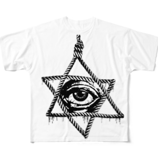 STARCIDE (W) Full graphic T-shirts