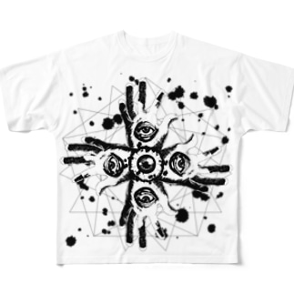 THE CATCH (W)  Full graphic T-shirts
