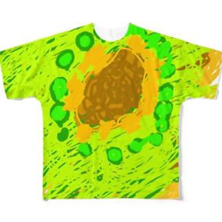 sue-himawari Full graphic T-shirts