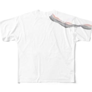White_01_02 Full graphic T-shirts