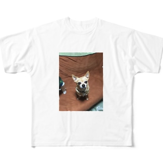 とまとくん Full graphic T-shirts
