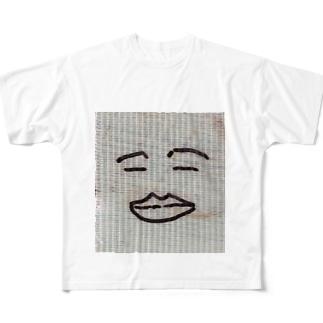 ゆーいち Full graphic T-shirts
