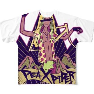 M△RI△ Full graphic T-shirts