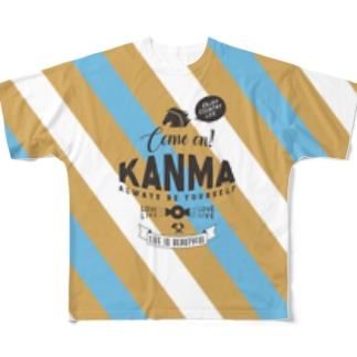 Come On! Kanma Full graphic T-shirts