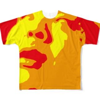 汁シャツ Full graphic T-shirts