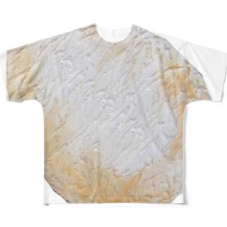 笹かまぼこ Full graphic T-shirts
