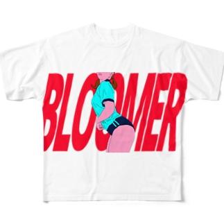 ブルマ Full graphic T-shirts