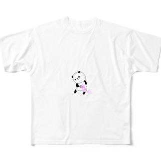 そめる Full graphic T-shirts