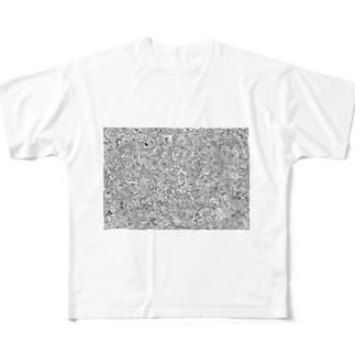 もやもやなもの Full graphic T-shirts