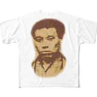 高杉晋作 Full graphic T-shirts
