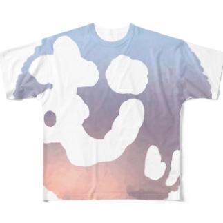 むり(ほわ) Full Graphic T-Shirt