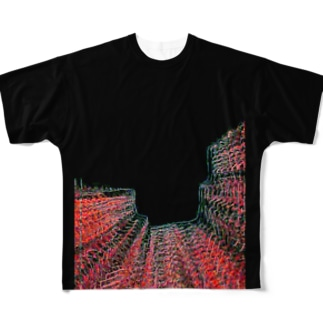 YAKAI NEW VISION DOPE 2020 Full graphic T-shirts