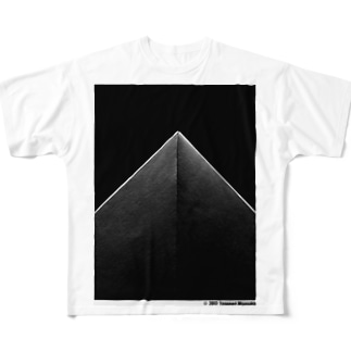 eclipse(05-07) - by『ANALOGIA』 Full graphic T-shirts