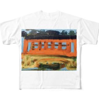 DBくん Full graphic T-shirts