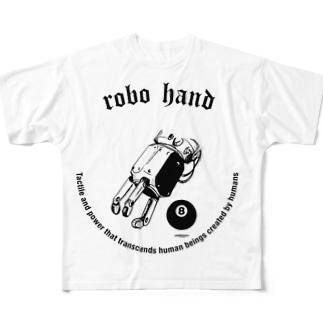 8BeaR x odayang コラボ Full Graphic T-Shirt