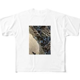 2020LAST Full graphic T-shirts