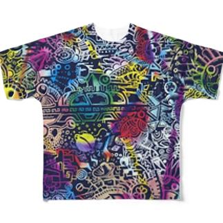 drug Full graphic T-shirts