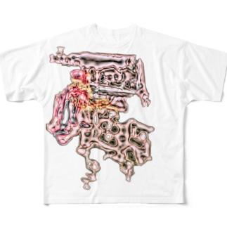 思想11 Full graphic T-shirts