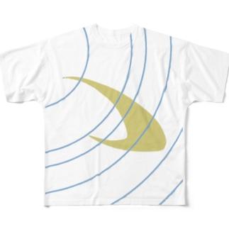 朧 All-Over Print T-Shirt