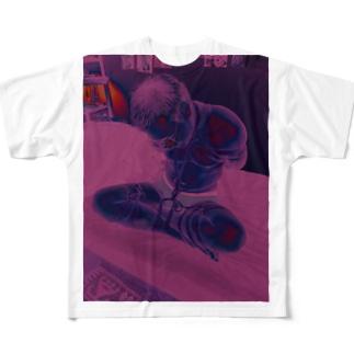 3.5話 Full graphic T-shirts