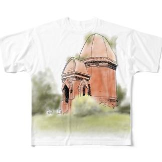 バンアン遺跡 Full graphic T-shirts