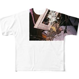 あくりる Full graphic T-shirts