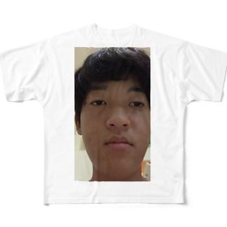あっかーん Full graphic T-shirts