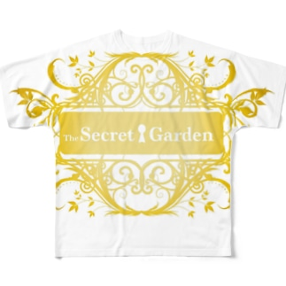 TheSecretGarden Full graphic T-shirts