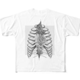 X-ray Full Graphic T-Shirt
