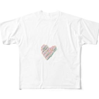 lov Full graphic T-shirts