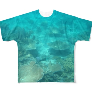 Into The Sea Full graphic T-shirts