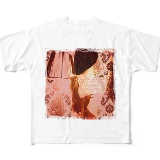 身体に刻め。 Full graphic T-shirts