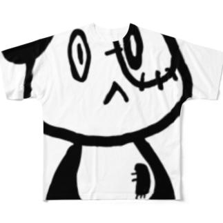 ドゥービ Full graphic T-shirts