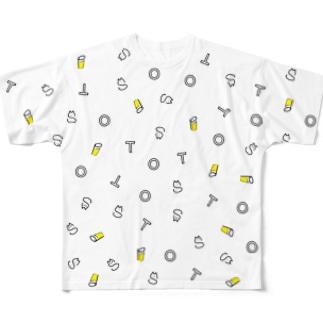 Stoop TシャツA Full graphic T-shirts