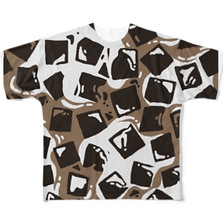 jelly Full graphic T-shirts